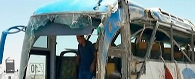 29 personer dog i dådet, varav många barn. Foto: Stillbild RT