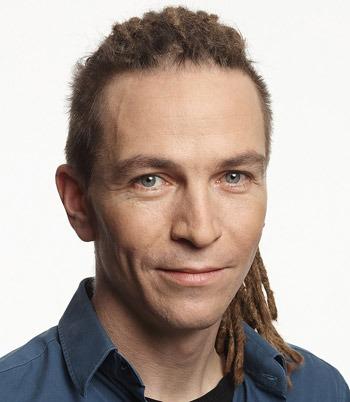 Ivan_Bartoš, ledare för Piraterna. Foto: Wikipedia