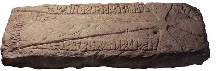 Utgrävningar visar att vikingarna lät döpa sig tidigare än man hittills trott. Foto: Västergötlands museum