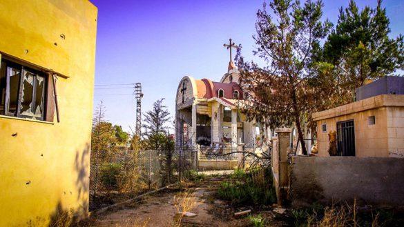 Miljoner kristna i Mellanöstern lever i dag under hot. Foto: IDC